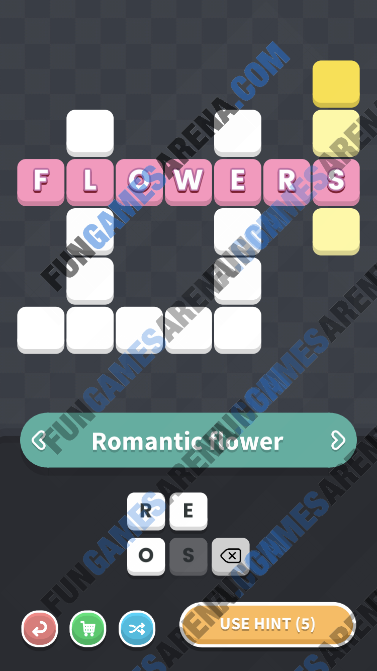 Flowers Word Whizzle Search Answers Best Flower Site